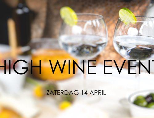 High Wine in de Hooiberg